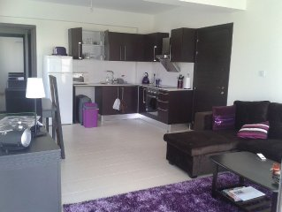 Aphrodite- A 2nd floor 1 bed apartment in a peaceful, countryside location.