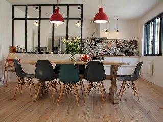 Maison Fabel - Superbe maison typique de l'ile de Ré entièrement rénovée