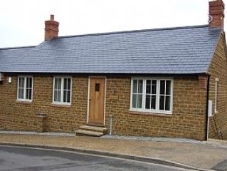 Cottage In Great Central Village Location. Country Walks Available.