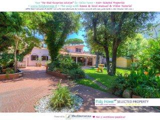 """C223 Fregene Luxury Villa """"Sapore di Mare"""""""