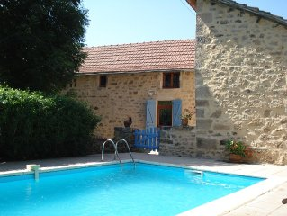 Baby friendly, private pool. Perfect for walkers and cyclists out of high season