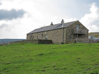 HILL TOP - Pet Friendly - Weardale Cottage -Serenity -Solitude - Awe