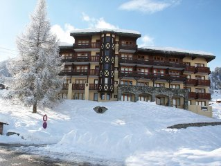 Ski Apartment 8p in La Plagne, Les Coches, Paradiski, French Alps