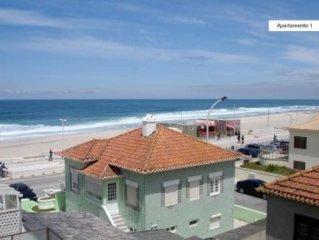 Apartamento a 20m da Praia do Furadouro c/ varanda c/ vista p/ mar