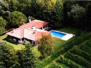 Villa 400mq + piscina a CIMA DEL POMER