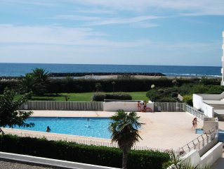 APPARTEMENT T3 RESIDENCE SECURISEE 5OM PLAGE - WI-FI