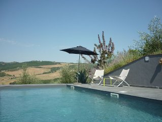 Cool Villa, exceptional well equipped house in a fabulous location, book now!