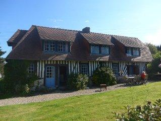 Maison Normande à 10 minutes d''Honfleur