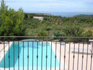 Villa vue Mer Panoramique sans vis à vis