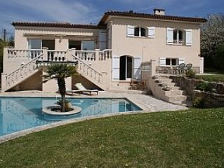 Spacious, Modern Villa With Private Pool, Large Garden And Open Views To Valbonn