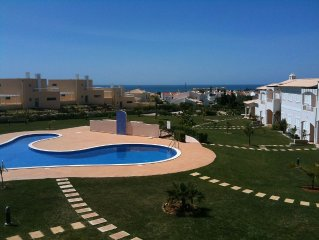 Pool and Sea View Luxury Apartment, Set in the Sought After Location of Gale