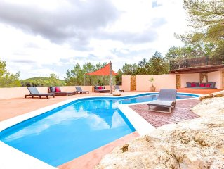 Stunning country Villa, 5 mins from Santa Gertrudis
