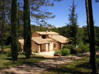 Large Provencal Villa in Secluded Setting with Pool - Discounted price 5th Aug