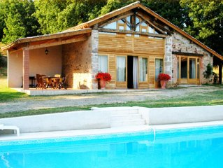 Tastefully Renovated Barn,  Castelnau De Montmiral, Tarn, Midi-pyrennees, France