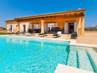 Sion - Enoturismo de lujo en gran villa con piscina y jardin