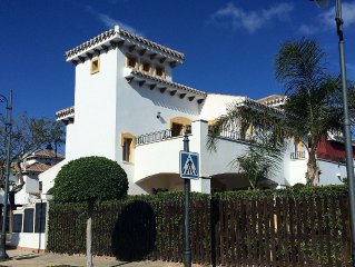 Fabulous Villa near to hotel. All mod cons with Private Pool.