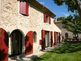 17th Century House in the Heart of Provence on a Golf Course Near Aix
