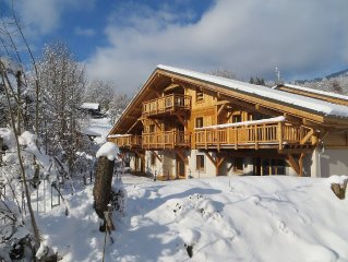 Two Bedroom Apartment In The Alps Perfect For Skiing And Cycling