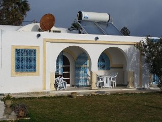 Maison de vacances accès direct à la plage