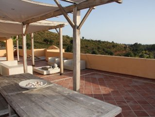 6 seater luxury penthouse in Elviria hills - Marb
