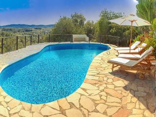 Renewed Historical Countryside Villa With Pool