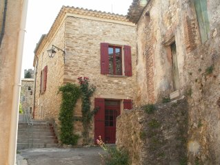 Medieval Village in the Heart of Provence