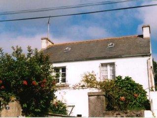 Location vacances Bretagne-  Maison au calme a Audierne