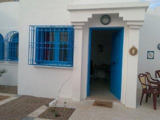 Villa Bonheur de Midoun : détente, soleil, confort assurés