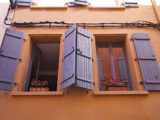 Luxueux appartement-studiotout confort dans le centre historique de Perpignan