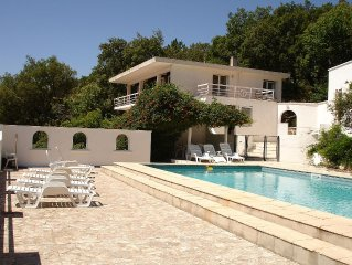 Large Villa with 12x6m Pool and Stunning Views