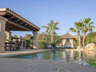 Lujosa villa 3 habitaciones con piscina Ibiza