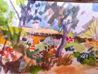 Monte da Cela Vermelha  de 9 hectares , casa antiga de charme para 8 pessoas