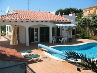 Luxury Spacious Villa Fully Air Conditioned with Private Heated Pool
