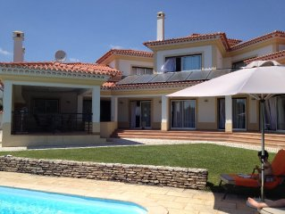 Luxury 4 Bedroom Villa With Solar Heated Pool On Golf Course
