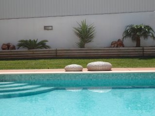 Beautiful Villa close to the beach with private pool, garden and terrace