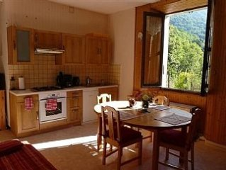Ground Floor Apartment With Fabulous Mountain Views