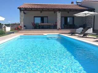 Beautiful Villa Toni With Private Pool For A Perfectly Relaxing Holiday