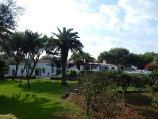 Torre-Villa - Ciutadella Holiday Villa with Gated Private Pool (total 10acres)