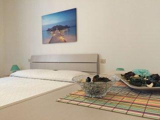 Appartamento con veranda in splendida zona residenziale di Trapani