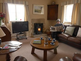 The Mews Masham cottage in lower Wensleydale 4 Star Gold