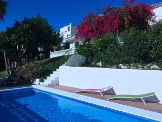 Villa With Stunning Views And Private Pool