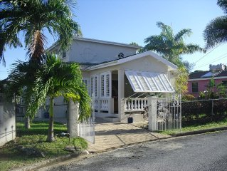 Spacious Private Villa With  plunge pool, In Garden Very Close To The Beach