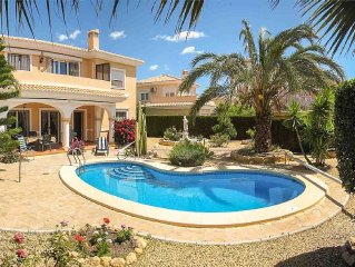 Villa for 6 - Bonalba Golf Resort Spa