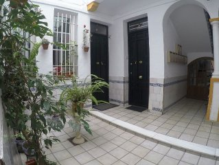 CENTRO, parking gratis :Reg.J.ANDALUCIA VFT/CO/00020