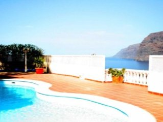 The Beautiful Villa With Sea View