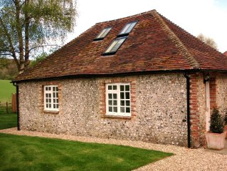 Luxury 5 star barn conversion in South Downs National Park, near Chichester