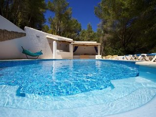 Finca in Ibiza - a lovely Ibiza villa in the hills