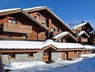 Wonderful chalet Apartment In Les Carroz, Grand Massif