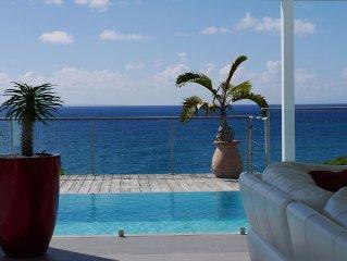 Villa Paradise classee 5 etoiles, un reve au bord de l'eau