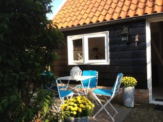 lovely cottage in the historic center of the beautiful town of Veere